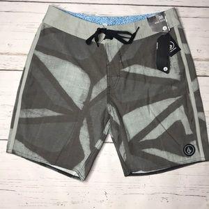 NWT Volcom Board shorts size 30